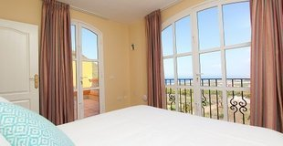 APPARTEMENT MIT 2 SCHLAFZIMMER MIT MEERBLICK (2 - 5 PERSONEN)   Coral Los Silos - Your Natural Accommodation Choice