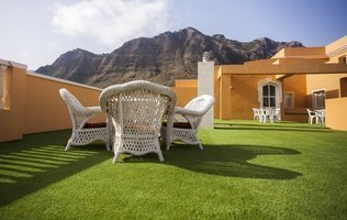 Terrasse  Coral Los Silos - Your Natural Accommodation Choice